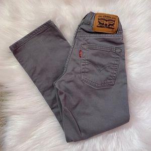 Grey Levi's
